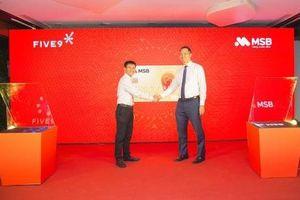 Lần đầu tiên tại Việt Nam, MSB ứng dụng AI vào việc mở thẻ tín dụng