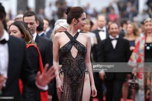 Dám chắc bạn không nghĩ đây là Ngọc Trinh trên thảm đỏ Cannes 2019