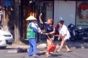 Đánh nữ lao công vì bị nhắc nhở, nữ chủ shop ở Quảng Trị nói gì?