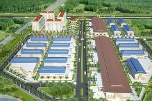 Thanh Hóa: Thành lập Cụm công nghiệp thị trấn Quán Lào