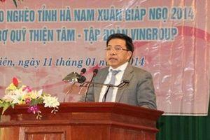 Ông Phạm Thiếu Hoa được bổ nhiệm làm Tổng giám đốc Vinhomes
