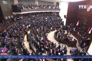 Thổ Nhĩ Kỳ bắt giữ hàng trăm nhân viên Bộ Ngoại giao