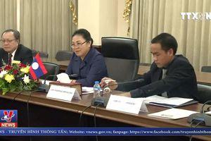 Đánh giá cao những đóng góp tích cực của Cộng đồng người Việt Nam tại Lào