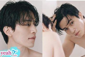 Lee Dong Wook cởi áo 'sương sương' khoe body trên tạp chí, chia sẻ về câu chuyện làm host Produce X 101