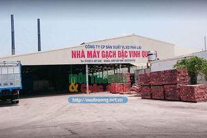 Chí Linh, Hải Dương – Bài 2: Chính quyền có đang 'bao che' cho Nhà máy gạch Vinh Quang hoạt động gây ô nhiễm môi trường?