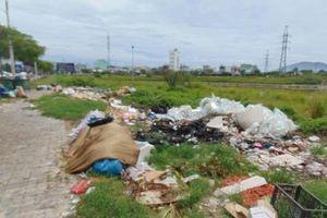 Dân xả rác trên đất nhà nước, chính quyền chịu trách nhiệm