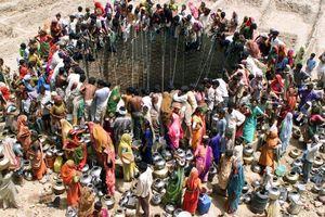 Án Độ: 600 triệu dân chật vật trong cuộc khủng hoảng nước tồi tệ