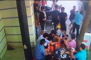 Thanh Hóa: Công an vào cuộc vụ chủ nhà nghỉ bị chém trọng thương