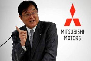 CEO Osamu Masuko của Mitsubishi Motors từ chức sau 5 năm cầm quyền