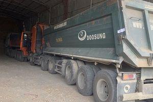 Xử phạt 70 tấn khoảng sản nhập lậu bị thu giữ tại Sơn La