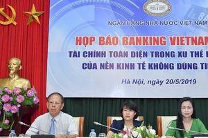 Nền kinh tế không tiền mặt: Chủ đề chính tại Banking Vietnam 2019