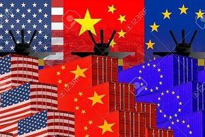 1/3 các công ty EU bị ảnh hưởng nặng nề bởi cuộc chiến thương mại Mỹ - Trung