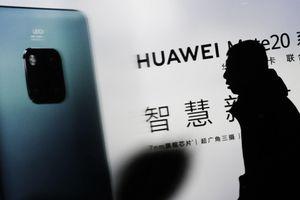 'Loạt hãng chip Mỹ và Đức cắt quan hệ với Huawei'