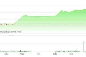 Chứng khoán chiều 20/5: Trụ tăng dữ dội, thị trường có thêm gần 11 điểm
