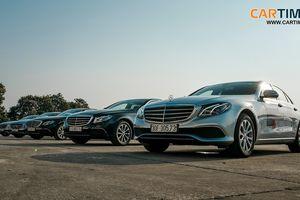 Trải nghiệm dàn xe sang tại Học viện lái xe an toàn Mercedes-Benz 2019