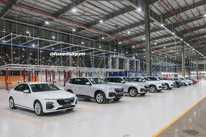 VinFast bắt đầu mang xe đi thử từ Bắc tới Nam