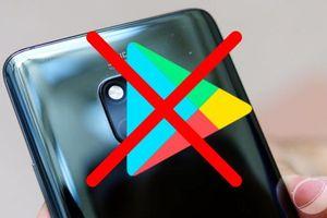 Google bất ngờ cắt đứt quan hệ với Huawei