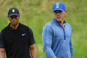 Tiger Woods dừng bước sớm ở PGA Championship 2019