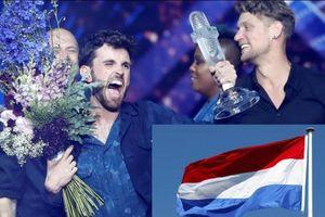 Tám thành phố lớn ở Hà Lan tranh suất đăng cai cuộc thi Eurovision năm 2020