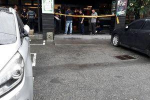 Cảnh sát ráo riết tìm kiếm kẻ nổ súng ở Đài Bắc