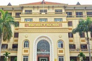 Tuyển sinh 2019: Đại học Y Hà Nội có tỷ lệ 1 'chọi' 16