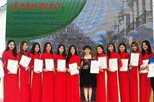 Nhiều dự án của Công ty Phú Hồng Thịnh bàn giao sổ đỏ cho khách hàng