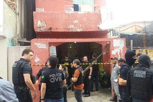 Brazil: Xả súng kinh hoàng ở quán bar, 11 người thiệt mạng