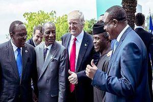 Mỹ tung 'chiến lược mới', quyết 'giành lại' châu Phi từ tay Nga và Trung Quốc