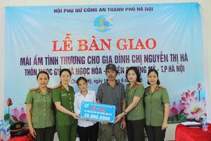 Hội Phụ nữ CATP Hà Nội: Phát huy tinh thần đoàn kết, chủ động, sáng tạo trong hoạt động
