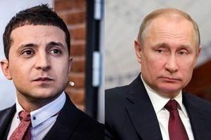 Ông Putin không chúc mừng tân Tổng thống Ukraine nhậm chức
