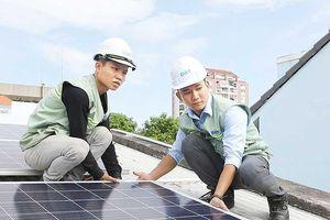 Xu hướng mới: Kinh doanh từ điện mặt trời áp mái