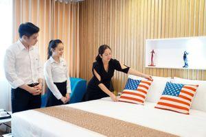 HIU thêm lựa chọn học quản trị khách sạn hoàn toàn bằng tiếng Anh