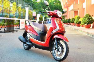 Xe tay ga cho nữ: Yamaha Latte quá khó để gây áp lực lên Honda Lead?