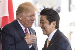 Sumo, golf, tàu sân bay - Nhật nỗ lực vì chuyến thăm của TT Trump