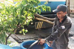 Dân Đà Nẵng bức xúc vì mất nước trong 3 ngày nắng nóng 39 độ C