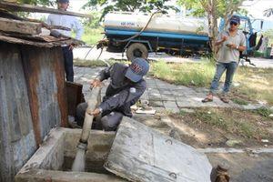 Nhiều khu vực ở Đà Nẵng thiếu nước sinh hoạt