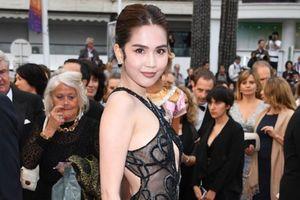 Nghệ sĩ Vượng râu: Phản cảm như Ngọc Trinh tại Cannes sẽ bị khán giả tẩy chay