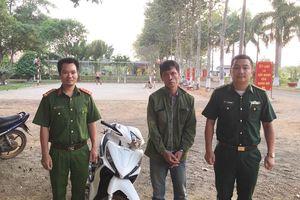 Khó khăn trong đấu tranh, ngăn chặn ình trạng vận chuyển xe máy trộm cắp qua Campuchia tiêu thụ
