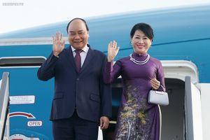 Thủ tướng Nguyễn Xuân Phúc thăm Nga, Na Uy và Thụy Điển