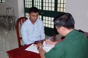 Bắt kẻ bị truy nã đặc biệt tìm cách trốn sang Campuchia