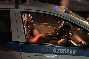 Tạm giam nghi phạm đâm nữ tài xế taxi trong đêm