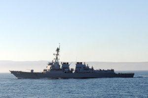 Tàu chiến Mỹ ở Biển Đông, Trung Quốc nói cần chấm dứt 'hành động khiêu khích'