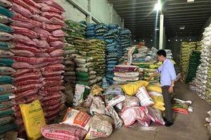 Điều tra hàng chục tấn phân bón không có nguồn gốc hợp pháp
