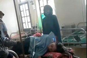 Vụ chồng đốt nhà, đâm vợ vì nghi cặp bồ ở Nghệ An: Cả hai vợ chồng đang điều trị tại bệnh viện