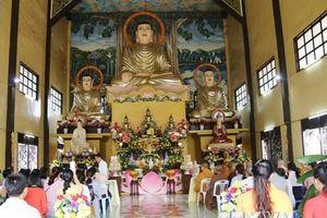 Đại lễ Phật đản giúp người Việt Nam tại Lào tăng cường đoàn kết