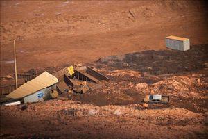 Nguy cơ vỡ thêm đập chứa chất thải tại Brazil