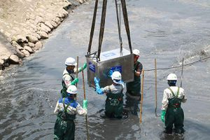 Cảm nhận của người dân khi sông Tô Lịch được làm sạch bằng công nghệ nano Nhật Bản