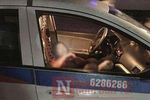 Hà Nội: Bắt tạm giam người đàn ông đâm gục nữ tài xế trên xe taxi