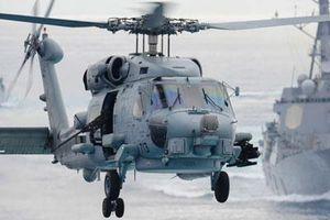 Phát hãi: Trực thăng Mỹ sẽ diệt tàu chiến cách...180km