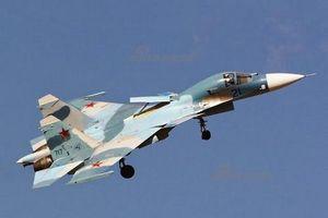 Khám phá sức mạnh 'Su-34 trên tàu sân bay' của Hải quân Nga